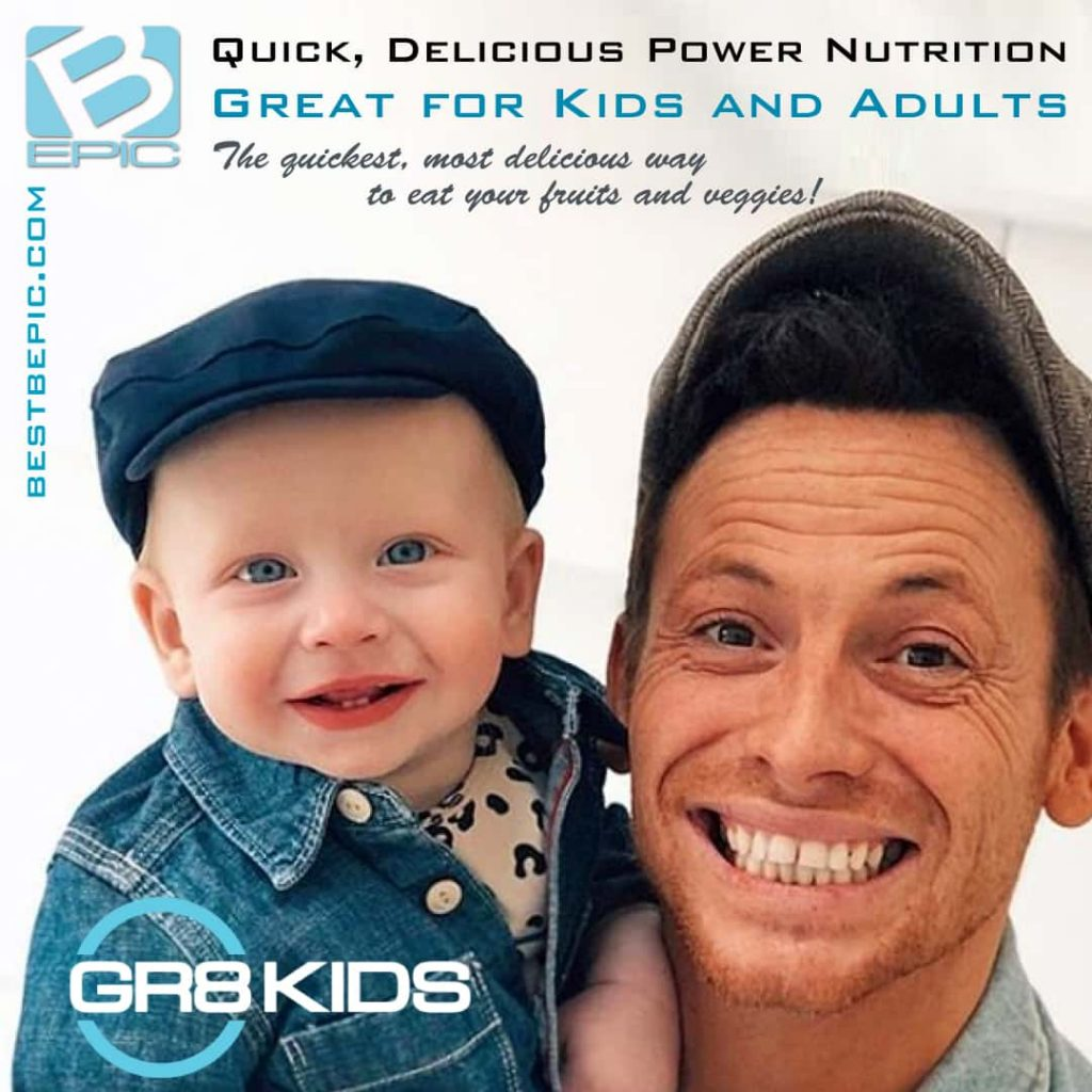 Gr8 Kids by B-Epic