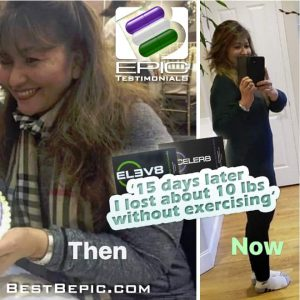 Testimonial BEPIC weight loss