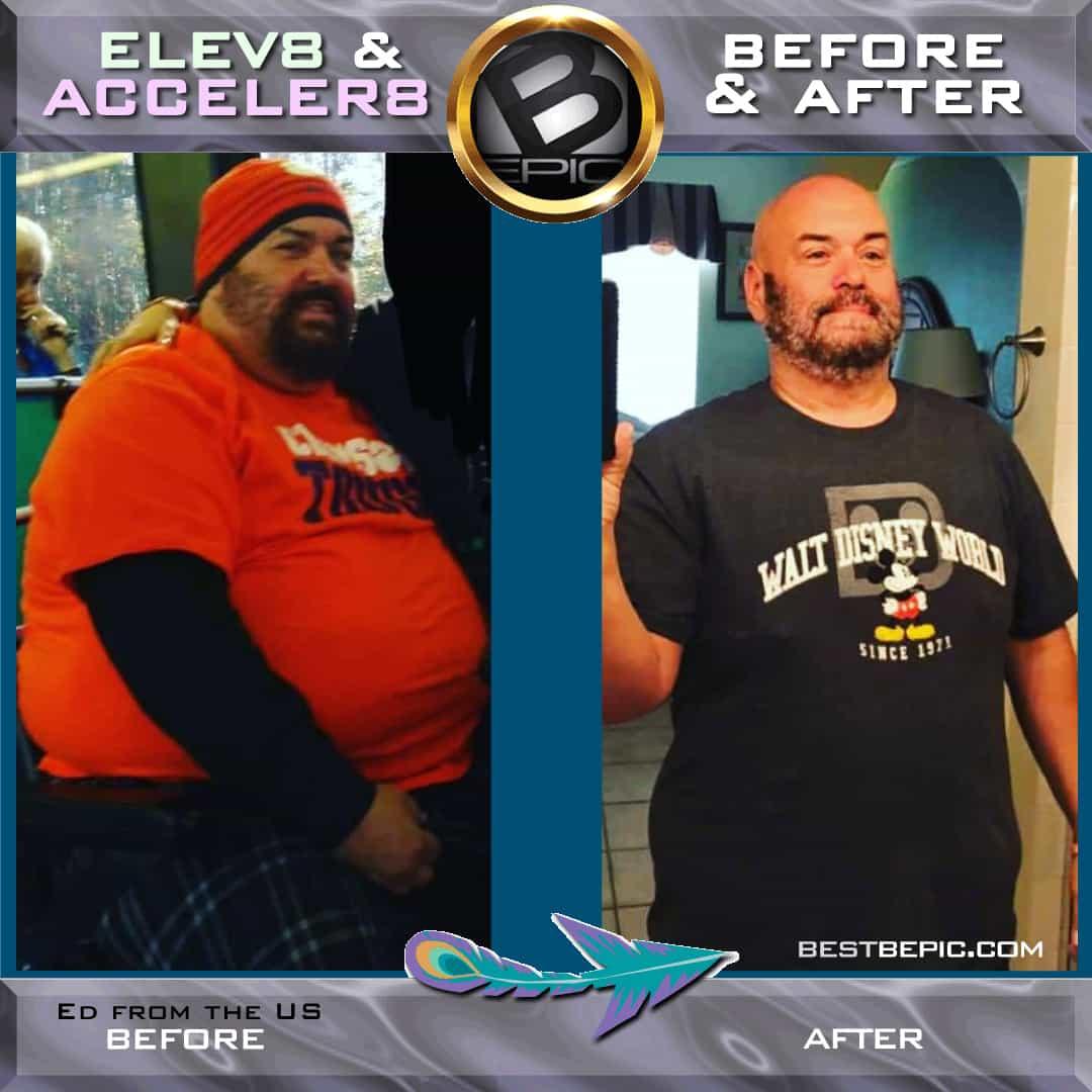 Elev8-Acceler8 result for weightloss