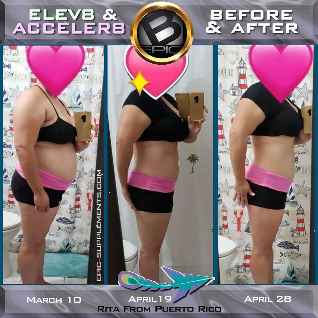 Bepic pills against weight loss before and after