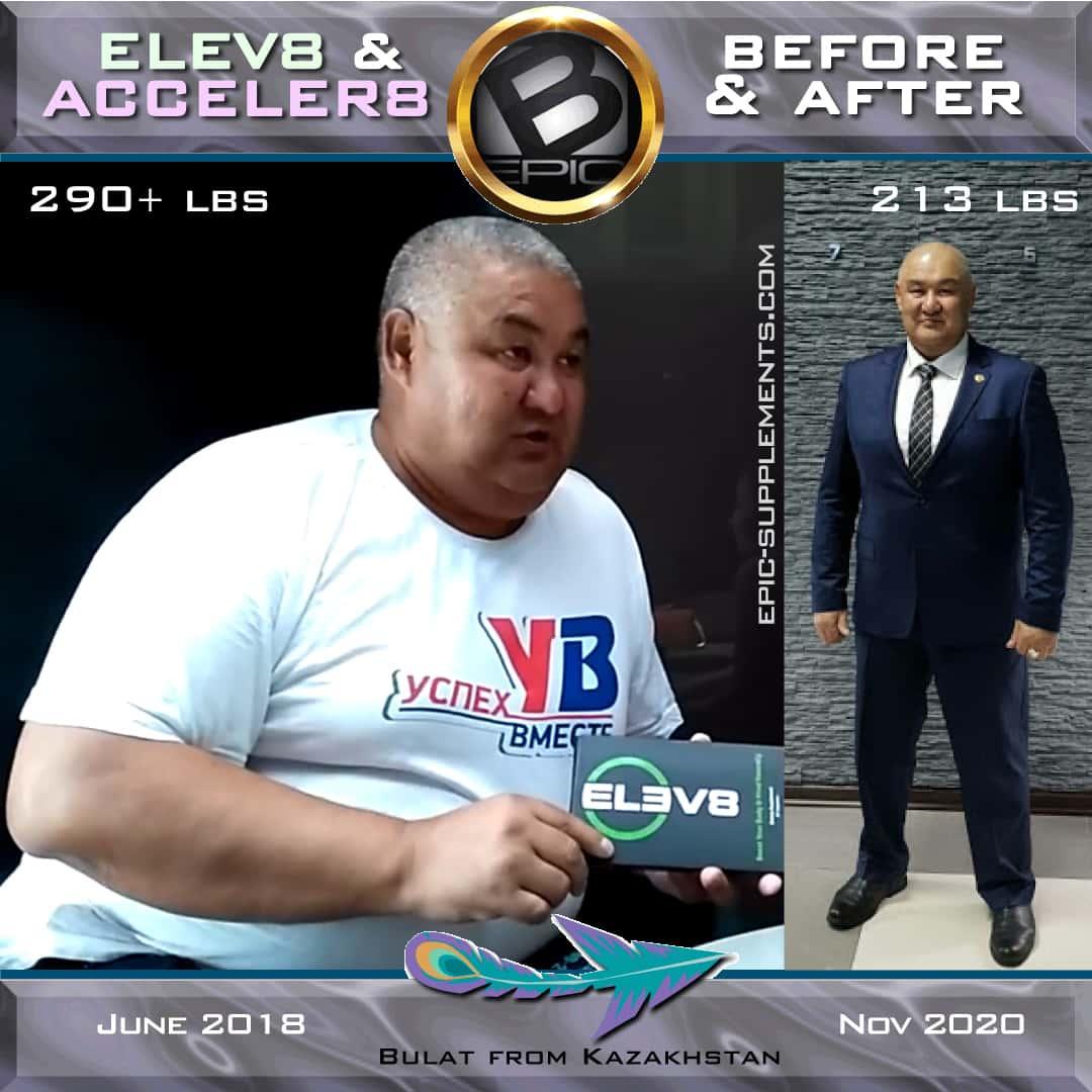 Elev8-Acceler8 taking effect