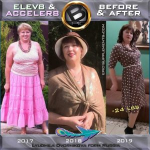 weight management with b-epic capsules