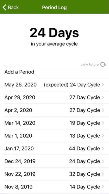 menstrual cycle and BEpic pills (Carla Lutz review)