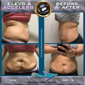 bepic elev8 & acceler8 vs obesit (Valerie Agapita Ramirez, USA)