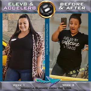 elev8 & acceler8 weight loss effect (pictures from usa)