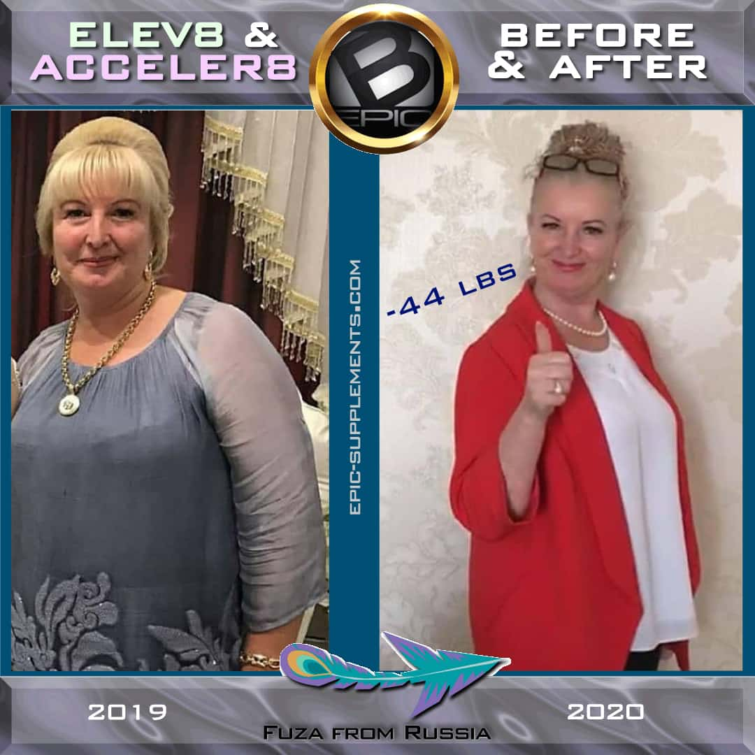 b-epic product weight loss testimony