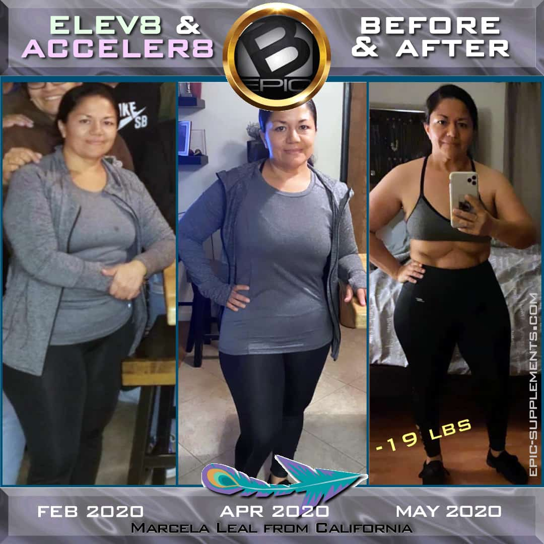 epic 3cap system weight loss