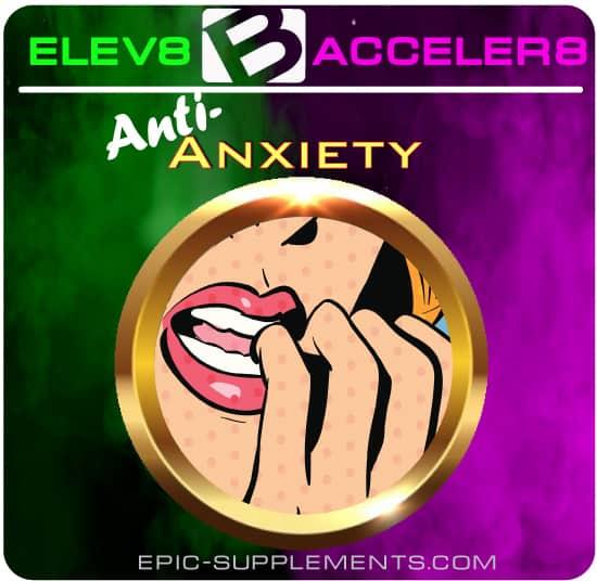 B-Epic Pills vs Anxiety