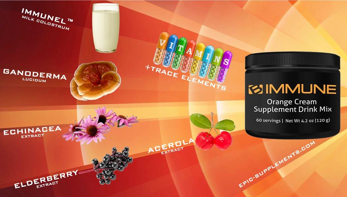 Immune cream - bepic new supplement