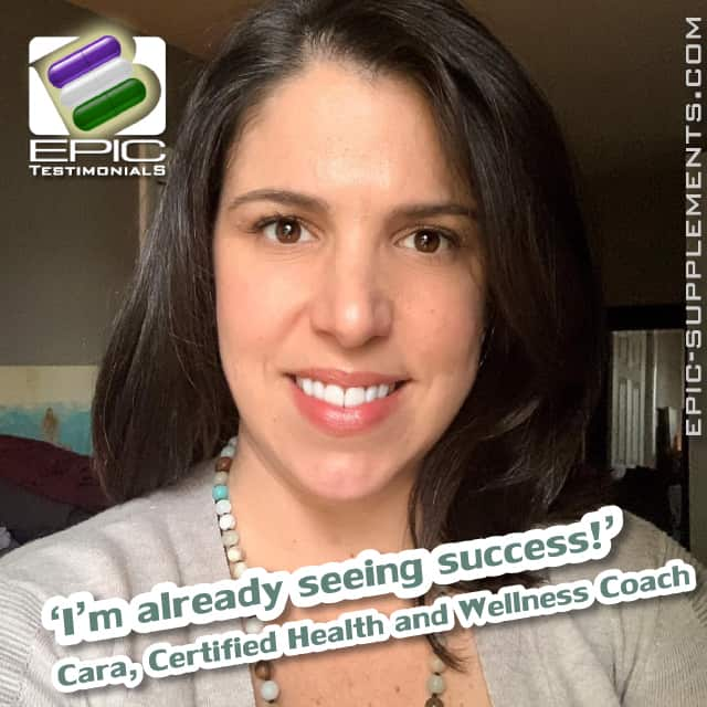 BEpic Business - testimony of Health and Wellness Coach - Cara Foss Suchy
