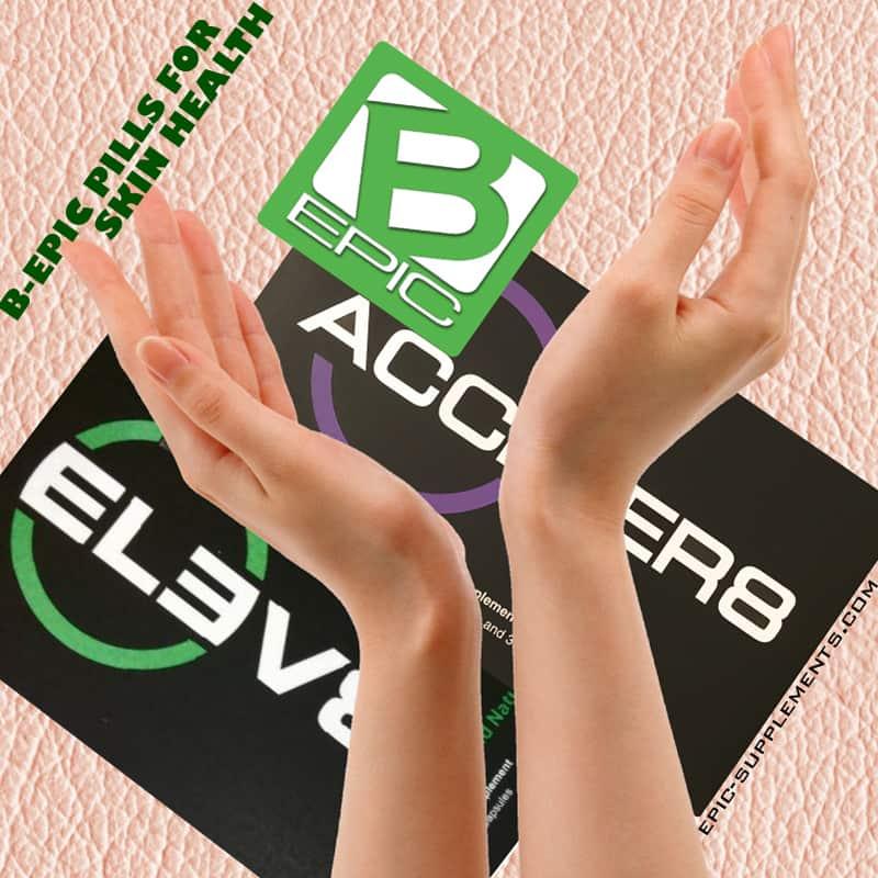 b-epic  pills for skin health (customer reviews)