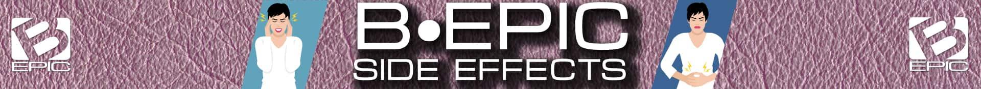 bepic elev8 acceler8 - side effects
