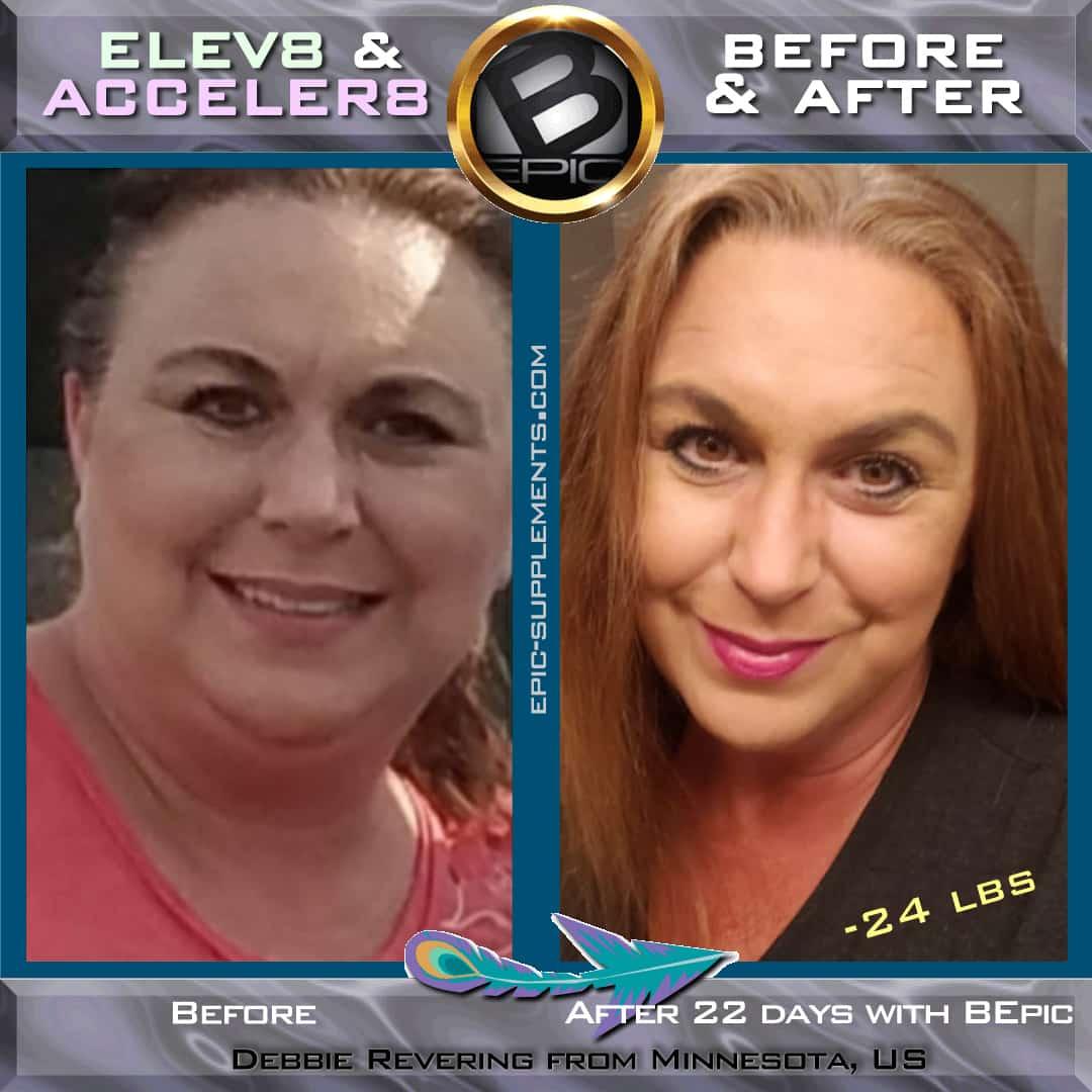 Elev8 & Acceler8 weight loss Review (Minnesota, USA)