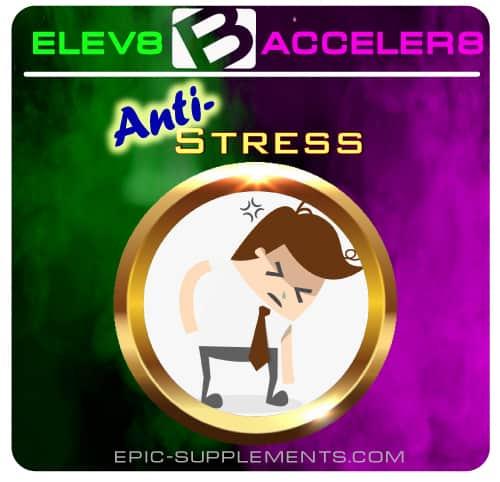 BEpic pills vs Stress