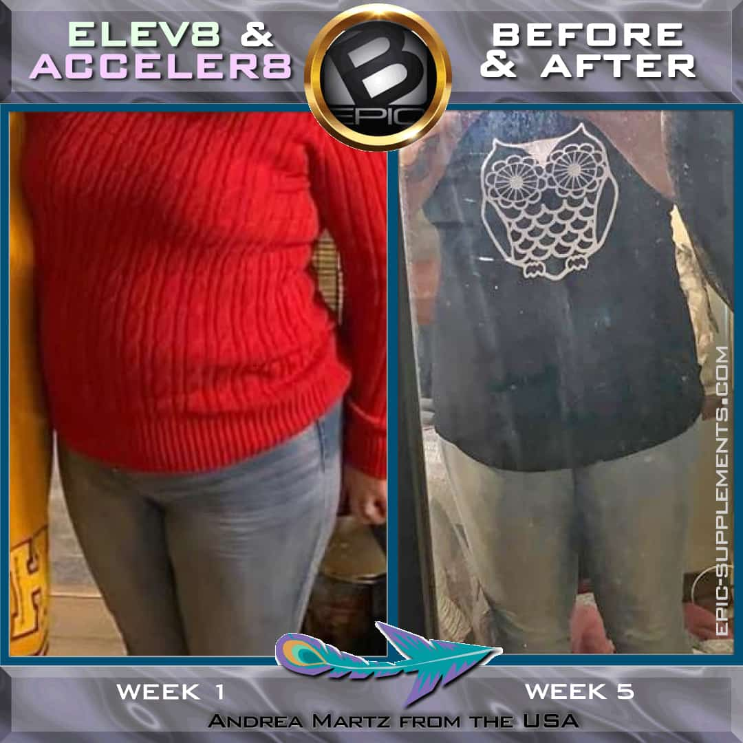bepic pills - makeover progress