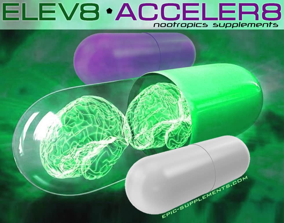 Nootropics within BEpic pills