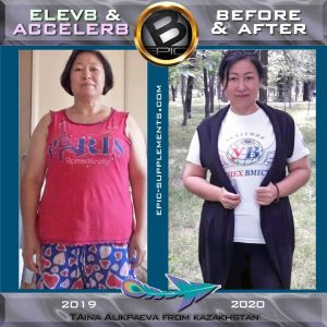bepic pills makeover progress and result