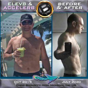 b-epic pills for men muscle (progress pics)