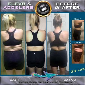 bepic elev8 weight loss - progress photos