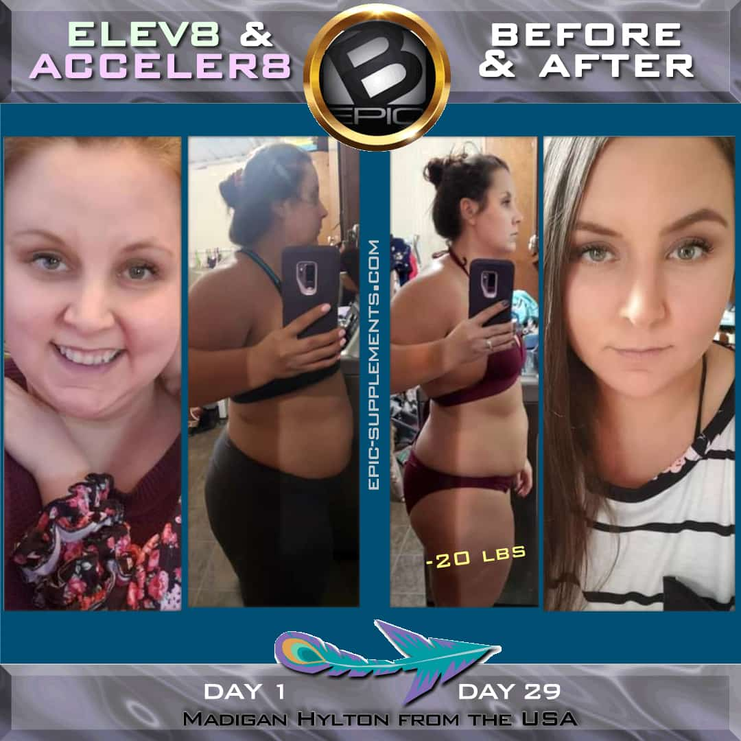bepic's capsules:  weight loss review by woman from US