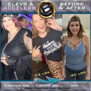 visual-transformation with bepic pills (before-after)