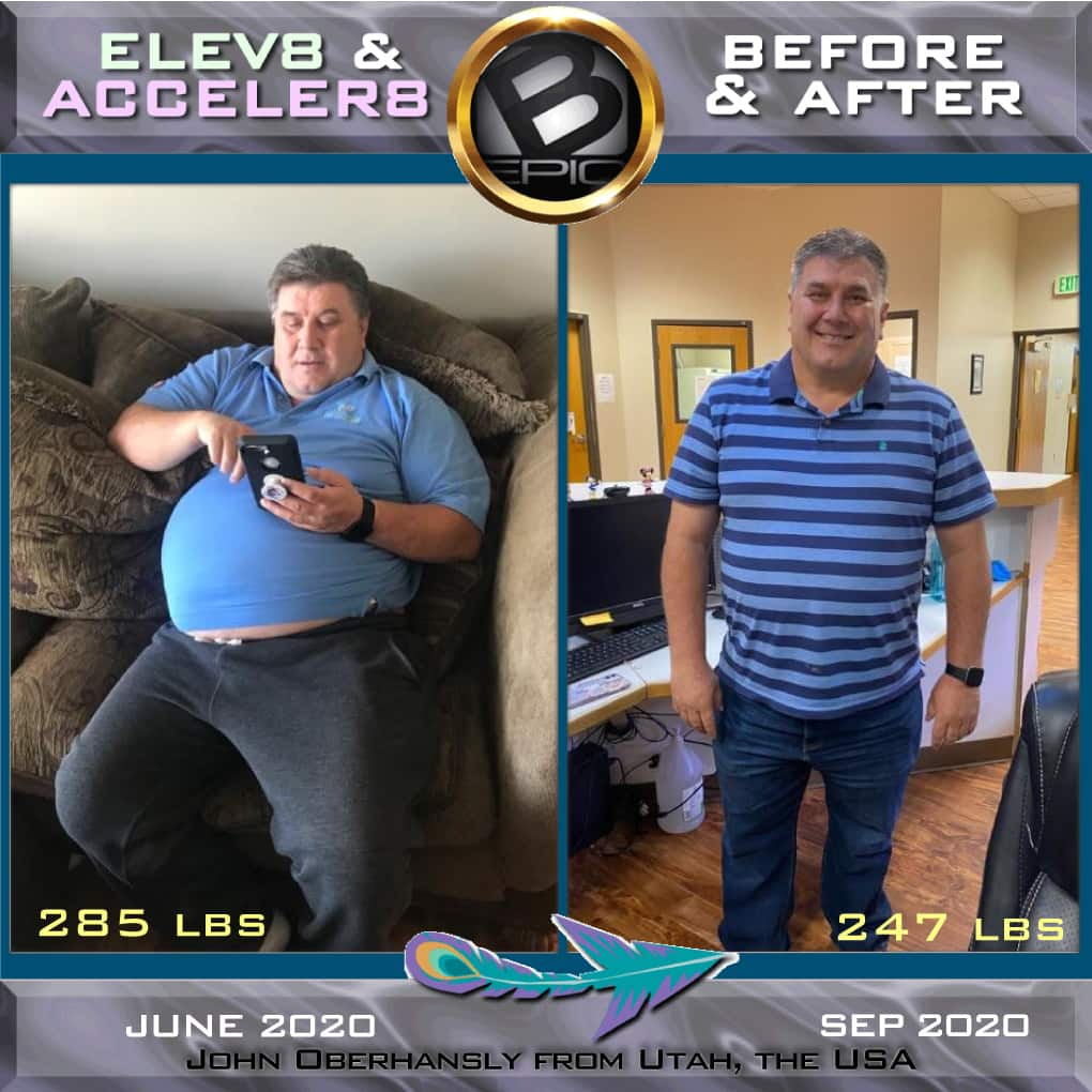 epic 100% Elev8/Acceler8 pills for weight loss (review)