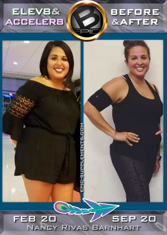 bepic elev8 pill against obesity (before and after result)