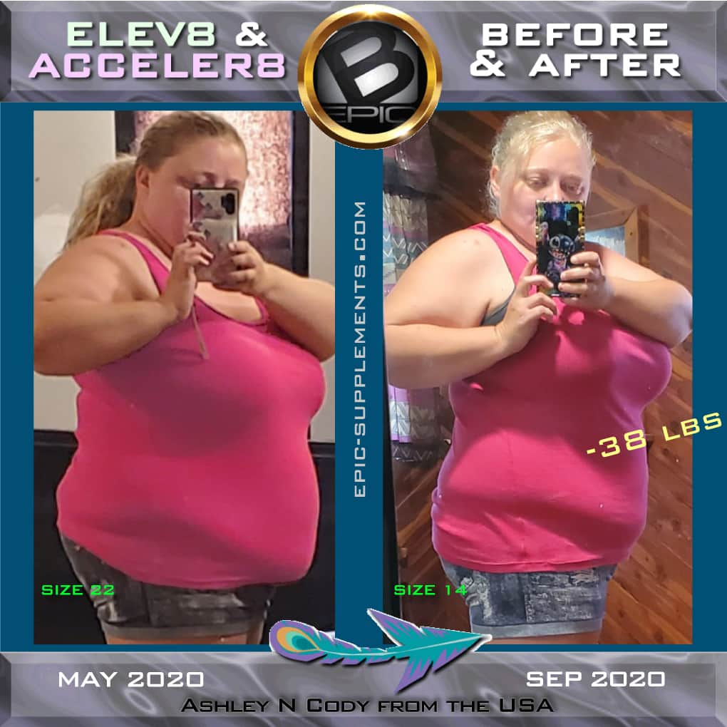 bepic 3 pills system for weight control (real result)