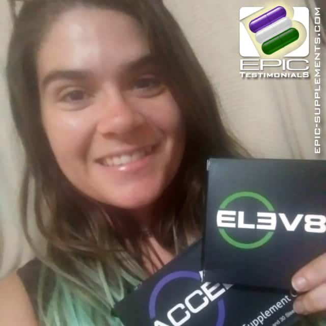 BEpic Elev8 pills  vs caffeine dependency, fatigue & head aches (testimony)