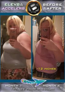 elev8 acceler8 capsules for weight loss (review of Tiffinee Thrash from Missouri)