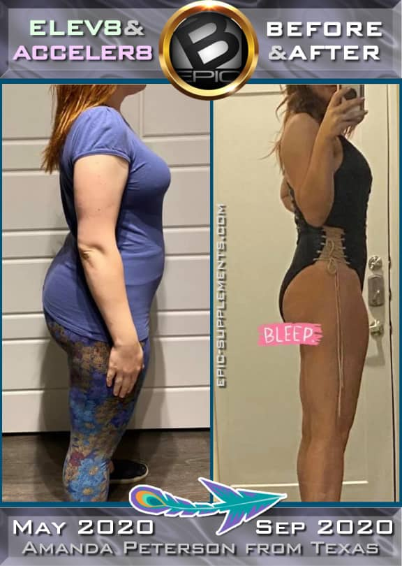 Elev8 / Acceler8 capsules results (energy and fast weight loss)