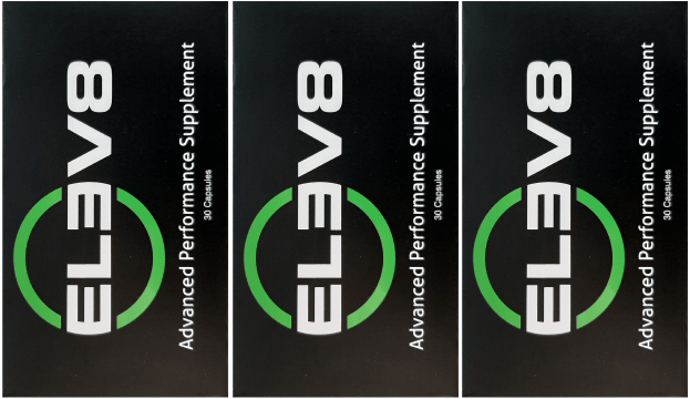 Elev8 3 boxes pack