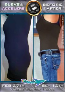 bepic new product weight loss results (before and after)