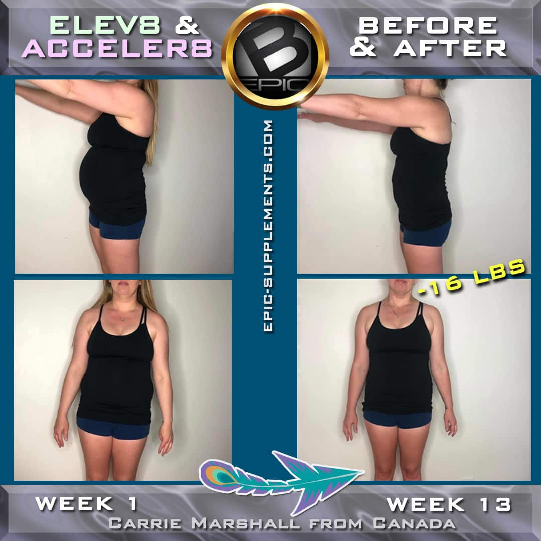 BEpic's Acceler8 for weight loss (photo)