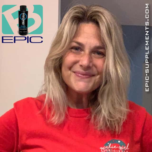 B-epic Hydr8 alkalized water testimonial from South Carolina, the USA