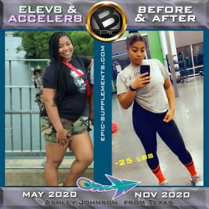 bepic pills - fat loss action (before & after pictures)