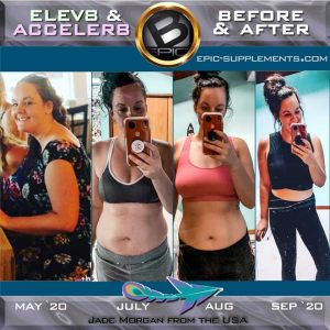 BEpic 3 pills system for weight loss (before and after pics from USA)