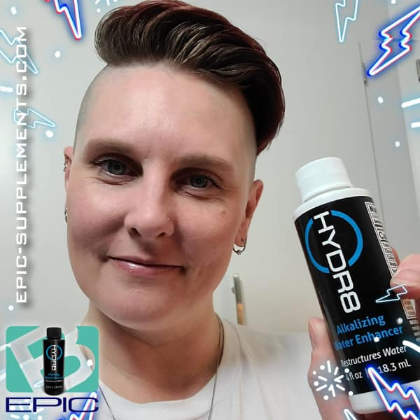 B-Epic Hydr8 water (customer review from Canada, Edmonton)