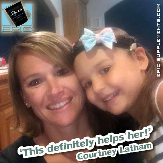 review on bepic's gr8 kids nutritional stiks (deaf child case)
