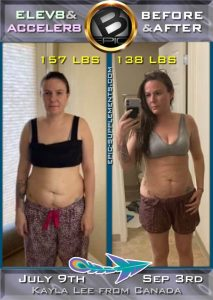 visual slimming with bepic Elev8 green pills (pics)