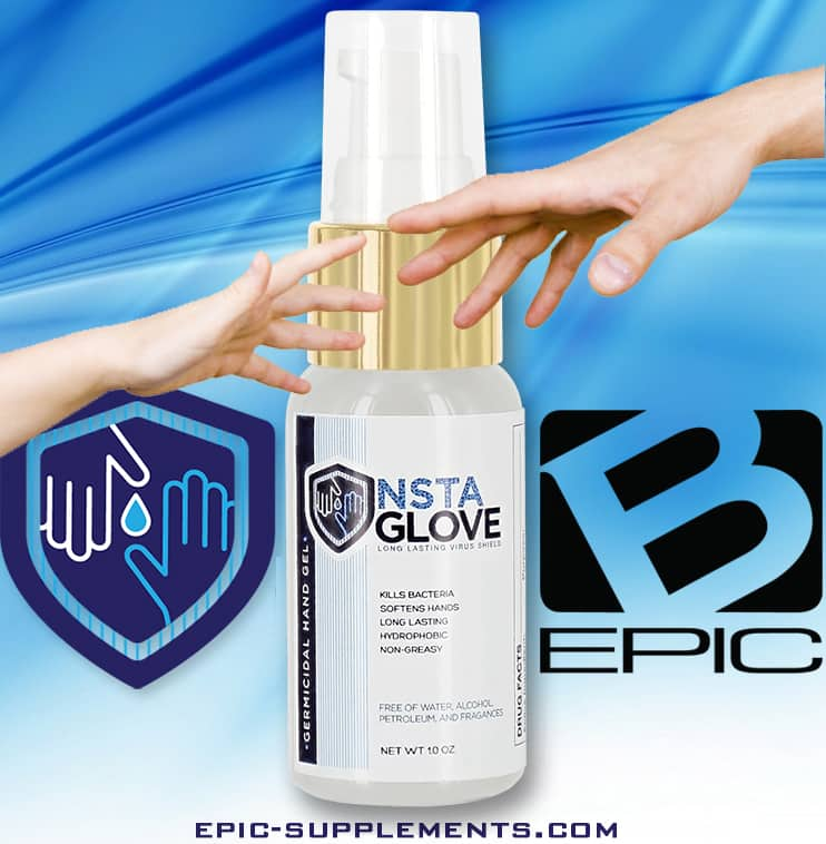 BEpic INSTA GLOVE Spray Sanitizer