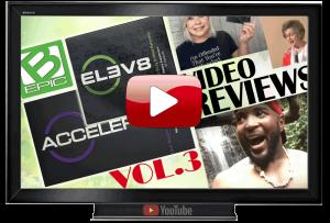 BEpic Elev8 Acceler8 Pills Reviews Vol.3 - Video