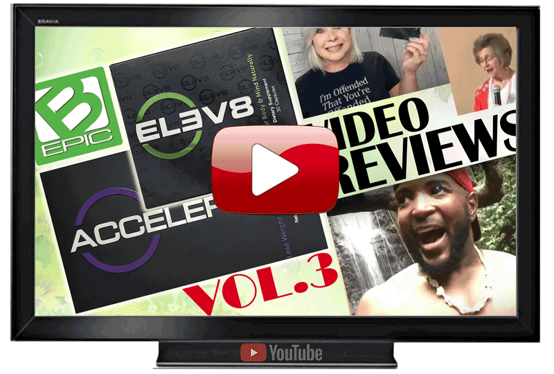 BEpic Elev8 Acceler8 Pills Reviews Vol.3 - Video