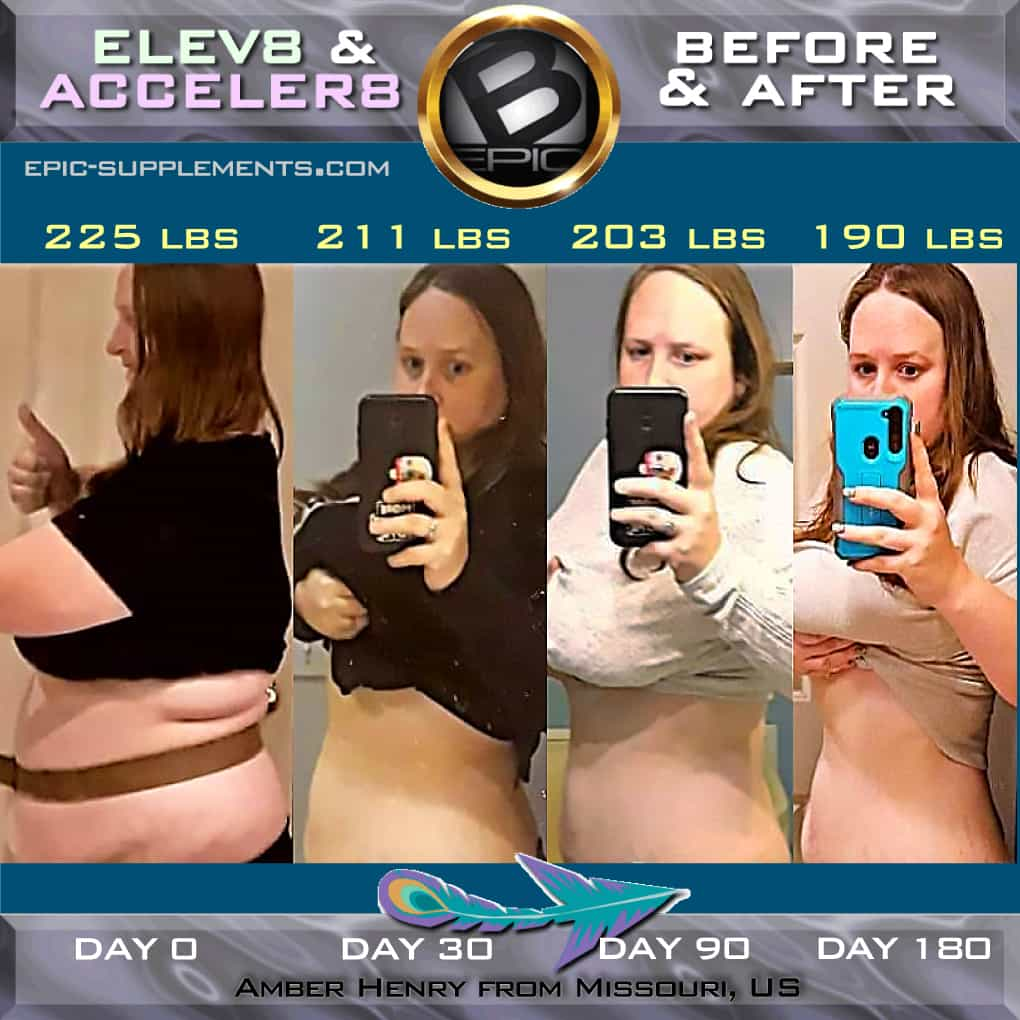 BEpic pills for weight Loss (before and after pictures from Missouri)
