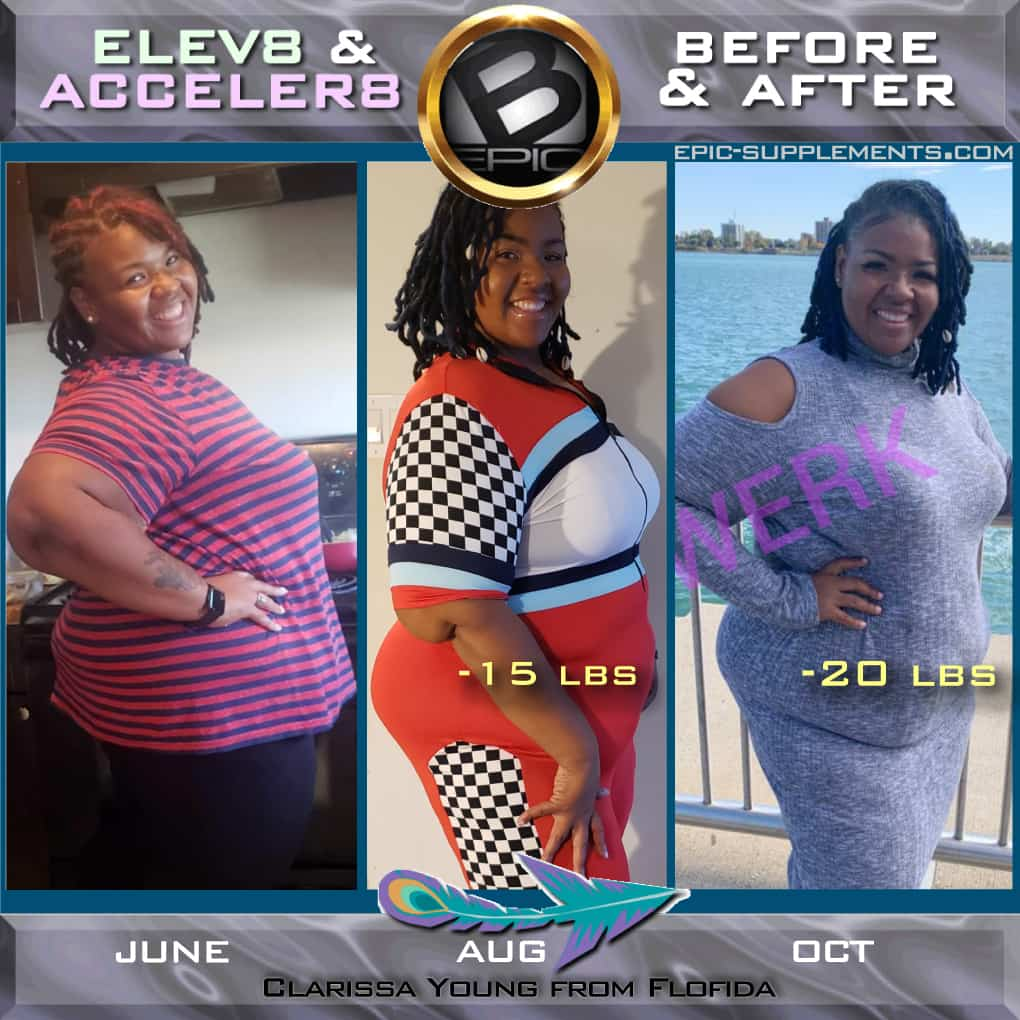 BEpic pills for appetite suppressant (before and after pictures from Florida)