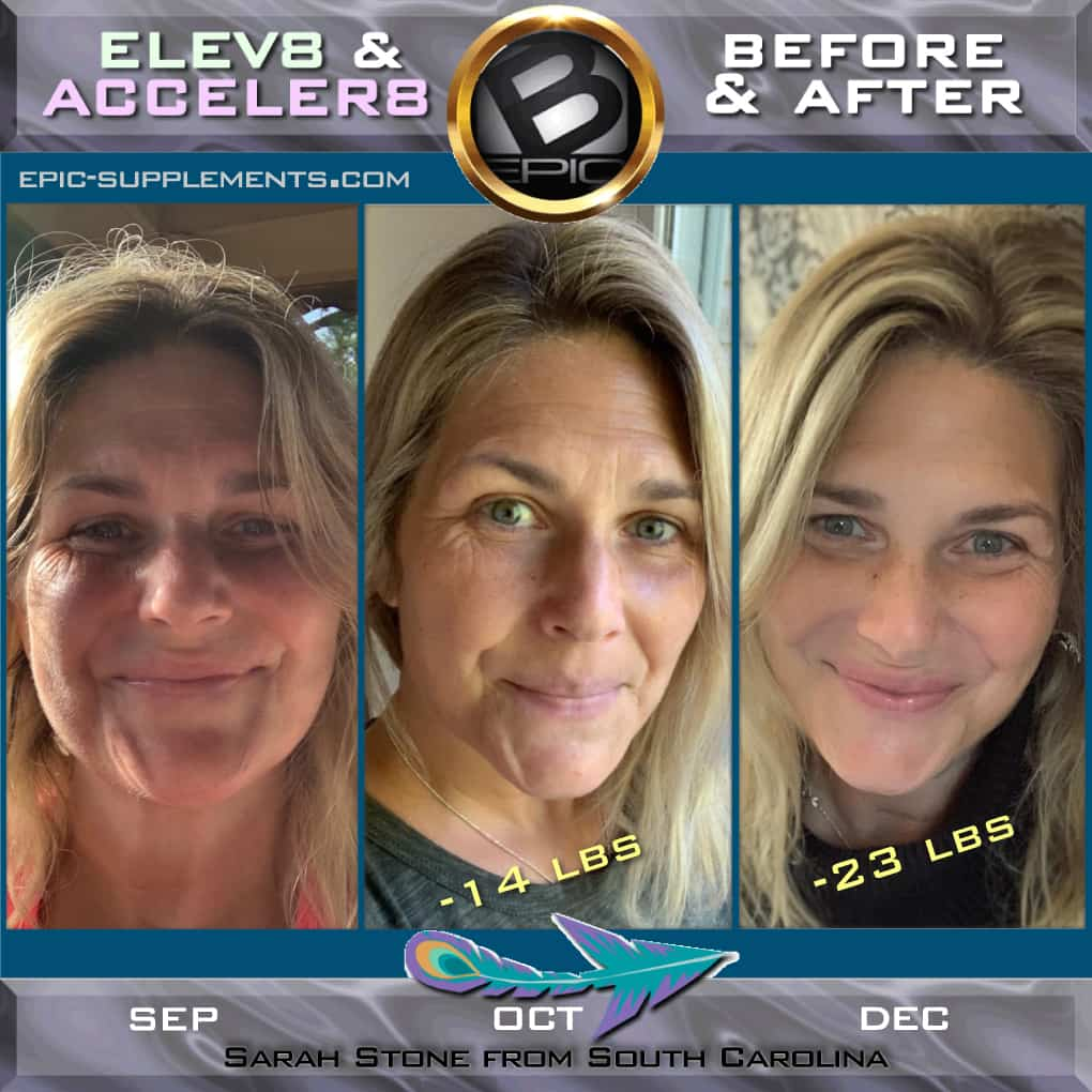 Appearance changes with BEpic pills