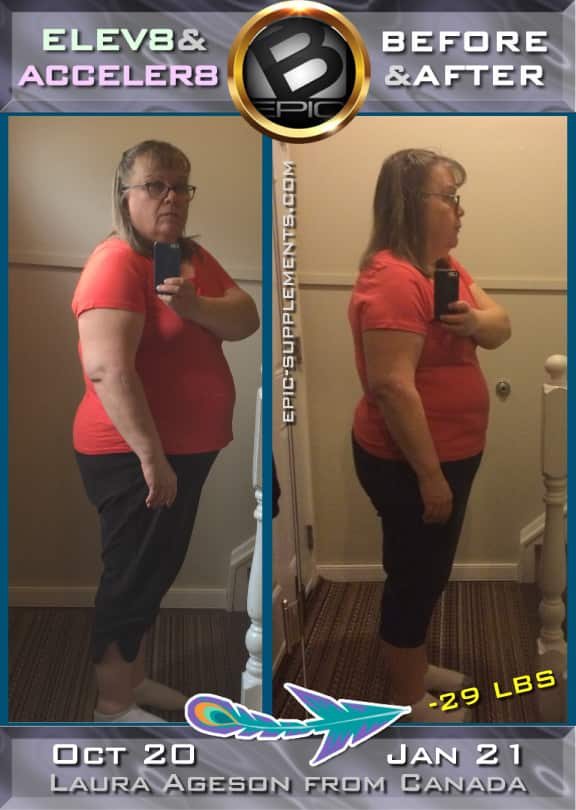 Bepic pills Elev8 & Acceler8 for weight loss (review from Canada)