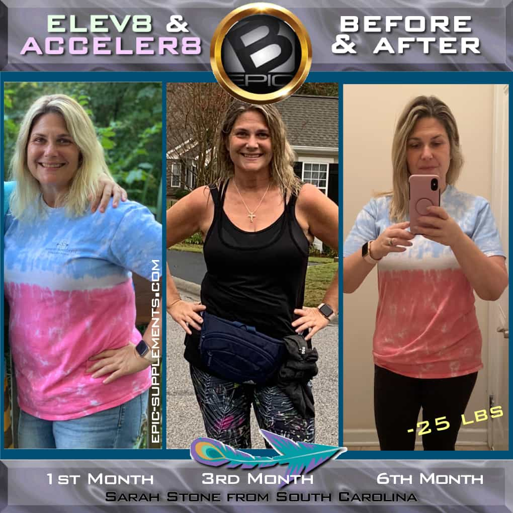 BEpic-3 magic beans - weight loss effect