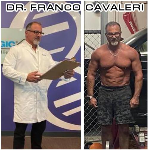 Ph.D Franco Cavaleri, B-Keto formulator