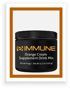 B-Immune powder from the USA